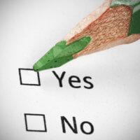 Согласие или отказ от изменения условий трудового договора