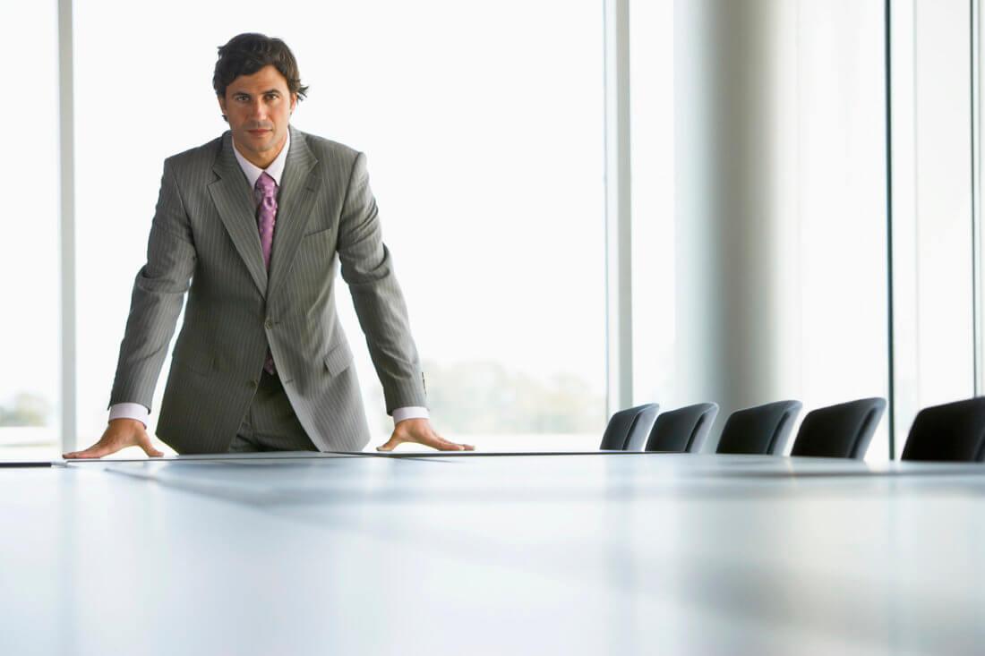Приказ о сложении полномочий генерального директора