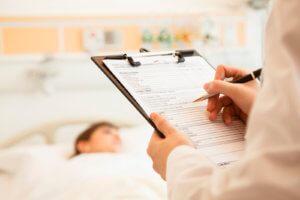 Количество больничных дней при лечении дома