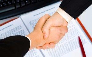 Понятие контракта и договора