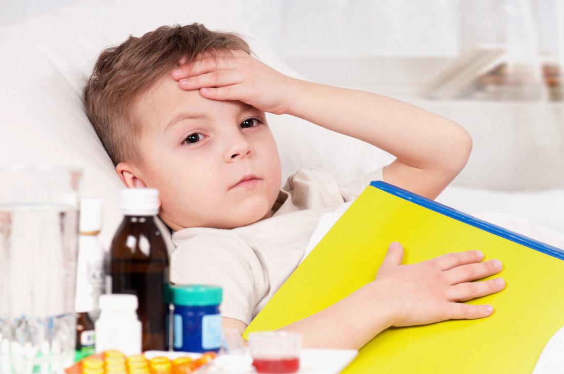 Продление декрета при болезни ребенка
