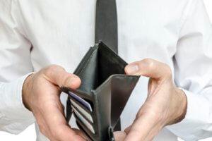Прекращение выплат в центре занятости