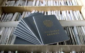 Почему трудовые книжки в России не отменили раньше