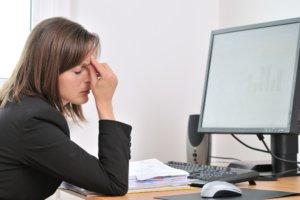 Опасные и вредные факторы при работе за компьютером