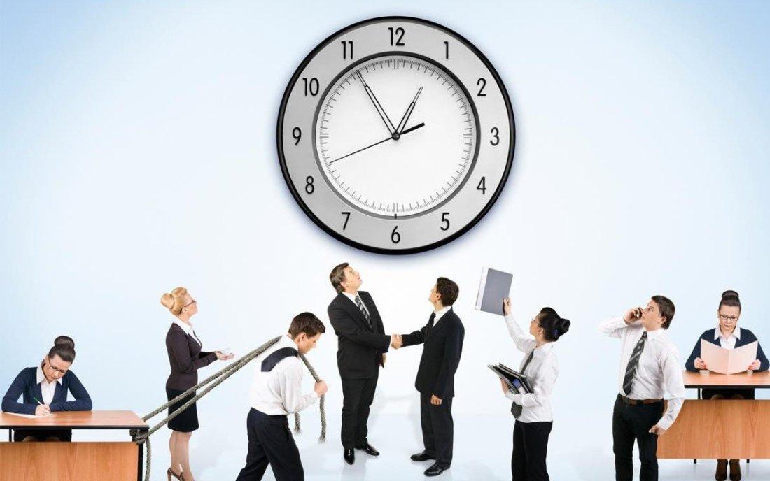 Нормы продолжительности рабочего дня в России