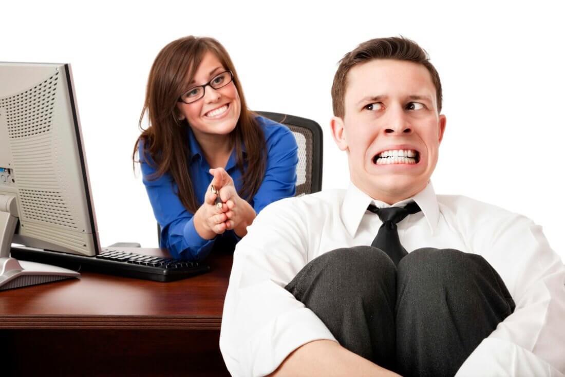Когда составляют плохую характеристику с места работы
