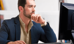 Действия при нарушении норм работы за компьютером
