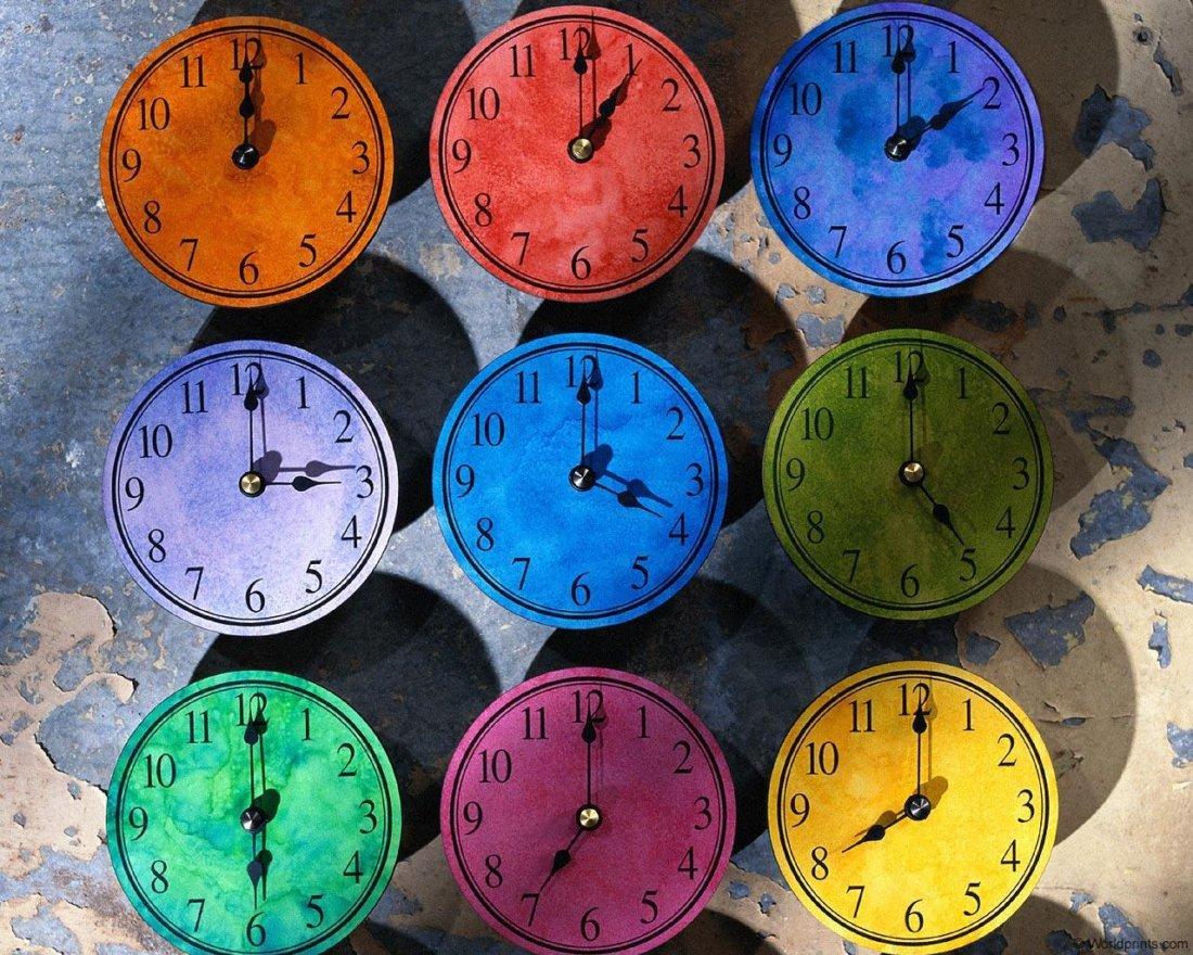 Понятие рабочего времени в Трудовом кодексе