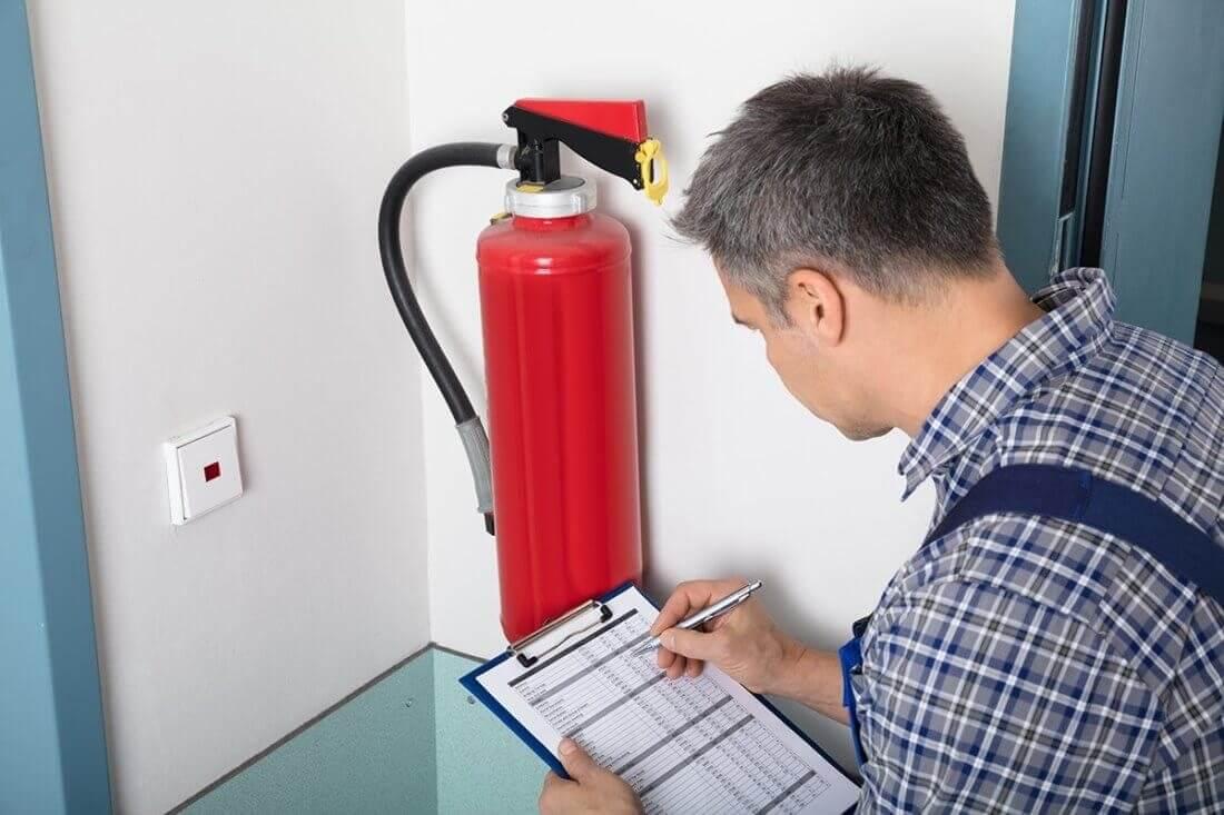 Какие существуют виды инструктажа по пожарной безопасности