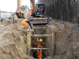 Правила охраны труда при земляных работах