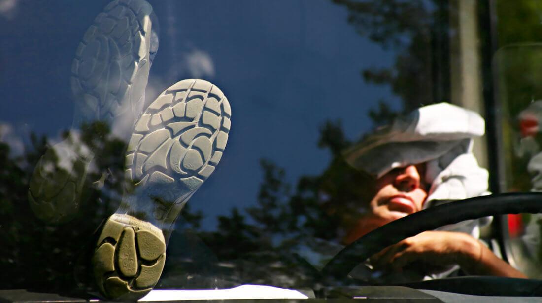 Ответственность водителя за нарушение режим труда и отдыха