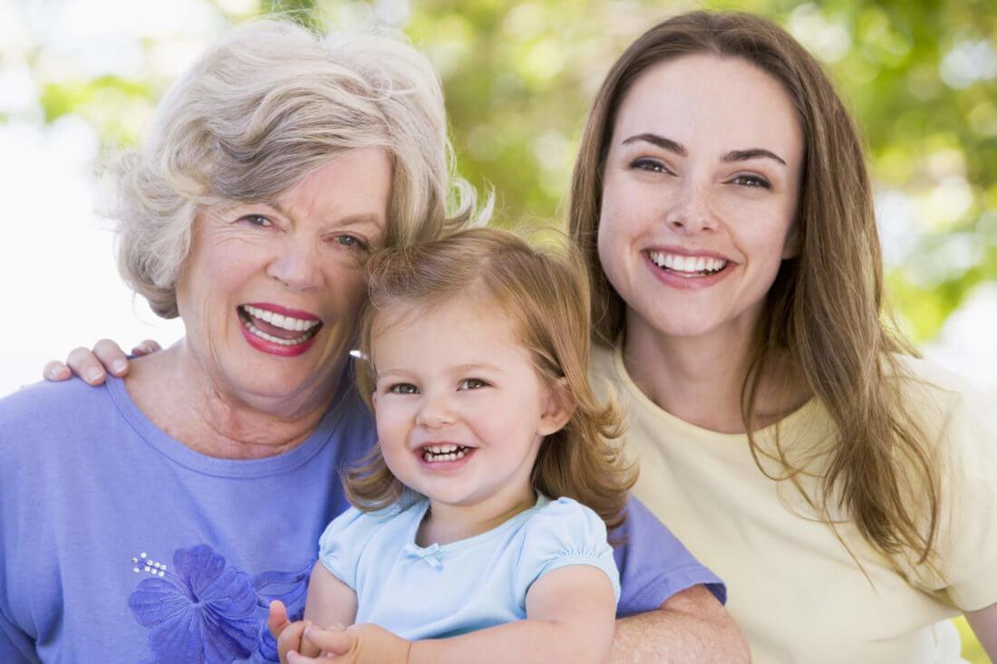 Как взять отпуск по уходу за ребенком бабушке