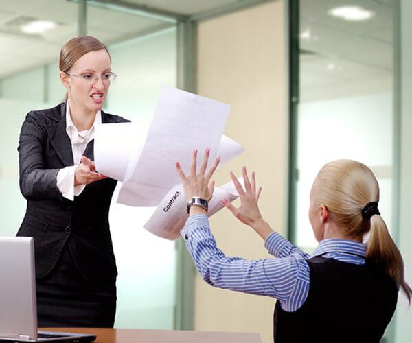 Как и в каких ситуациях оформляют жалобу на сотрудника
