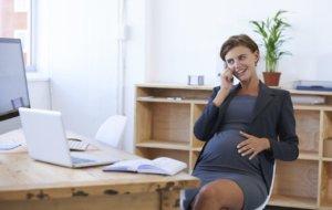 Выплаты беременным при предоставлении отпуска