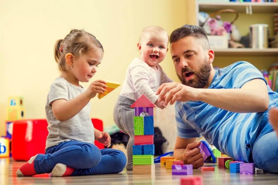 Положен ли отпуск по рождению ребенка для отца