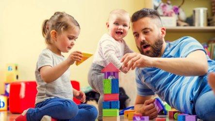 Как оформить отпуск по рождению ребенка для отца