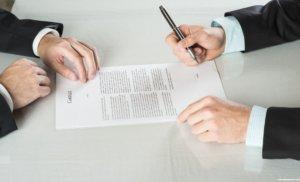 Расторжение договора подряда по соглашению